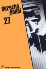 Tapa de la Revista de Derecho Penal